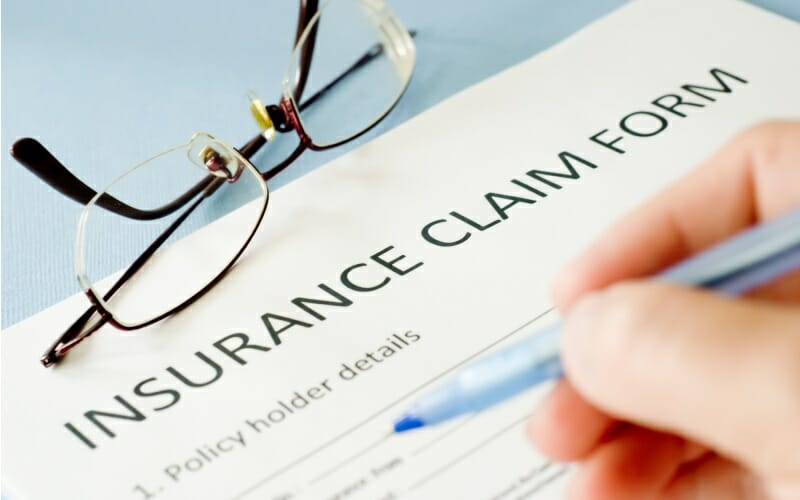 Roofing Insurance Claim Form for Homeowners
