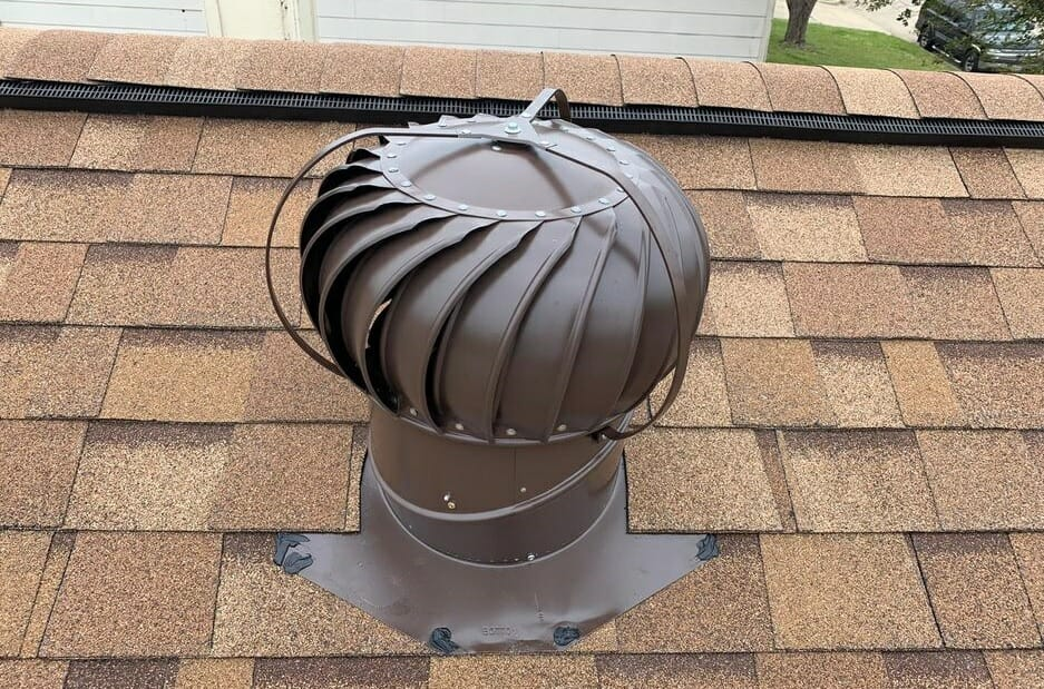 ridge-vent-with-wind-turbing-roofing-energy-saving